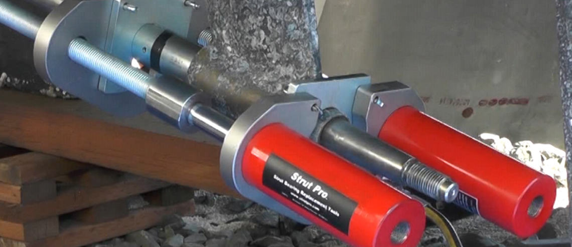 Cutless Bearing Replacement Tools for the Marine Industry | StrutPro